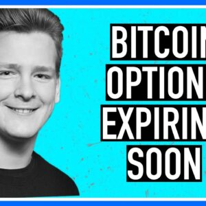 $1Billion In Bitcoin Options Expire Friday – Ivan Explains...