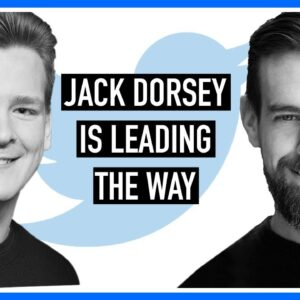 Jack Dorsey wants to make Bitcoin more than an investment!! Ivan Explains...