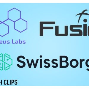 Altcoin Update  Morpheus Labs (MITX), Swissborg (CHSB), Fusion (FSN), Anyswap