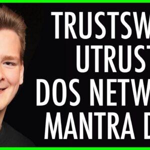 Altcoin Update: TrustSwap (SWAP), UTRUST (UTK), DOS Network, MANTRA DAO (OM)