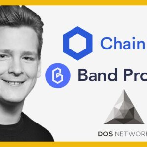 Don't forget the oracles!! Update on Chainlink, Band, and DOS Network