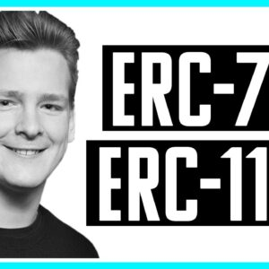 ERC-721 and ERC-1155 Tokens Explained...