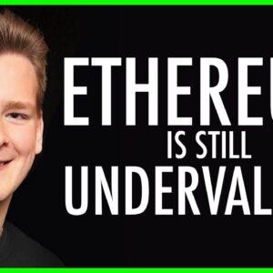 Ethereum Is Still MASSIVELY Undervalued!! Ivan Explains...
