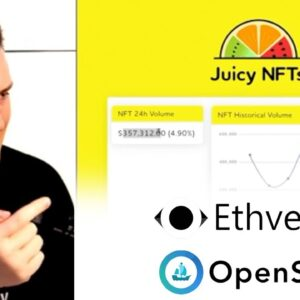 Ethverse integrating OpenSea + NFT Updates