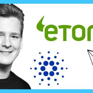 eToro Now Offering Staking Rewards for TRON (TRX) and Cardano (ADA)