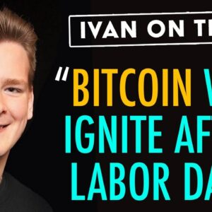 Former Prudential CEO changes his mind about Bitcoin!! Ivan Explains...