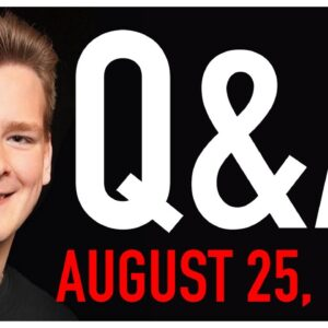 Good Morning Crypto Q&A – August 25, 2020