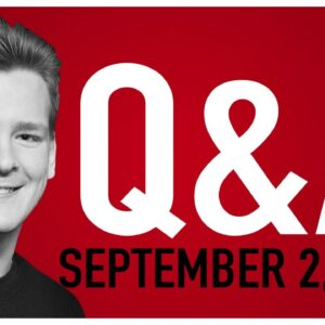 Good Morning Crypto Q&A – September 2, 2020