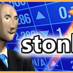 """Here's why stonks """"always go up"""""""