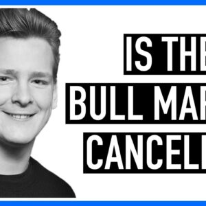 Is the Bull Market Canceled?? Ivan Explains...