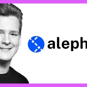 Ivan Discusses Aleph.im – GREAT PROJECT + MASSIVE DISCOUNT!!
