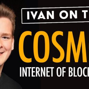 Ivan Discusses Cosmos (ATOM)
