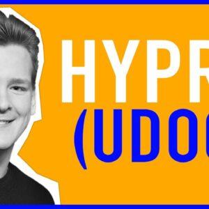 Ivan Discusses Hyprr (UDOO)
