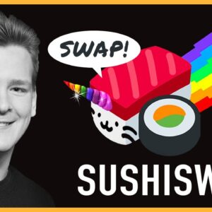 Ivan Discusses SushiSwap (SUSHI)