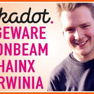 Polkadot Ecosystem: Edgeware, Moonbeam, ChainX, Darwinia
