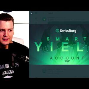 Rarible, Swissborg, and Chainlink Updates