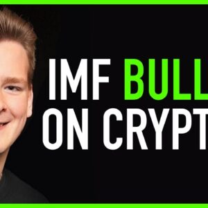 The International Monetary Fund (IMF) Loves Crypto?? Ivan Explains...