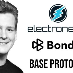 Trade Digital Assets with Bondly!! + Base Protocol & Electroneum Updates