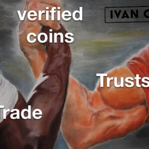 UniTrade and Trustswap Announce Partnership!! Ivan Explains...
