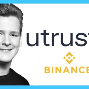 UTRUST Listed on Binance!!