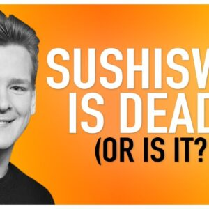 What really happened to Sushiswap?? Ivan Explains...
