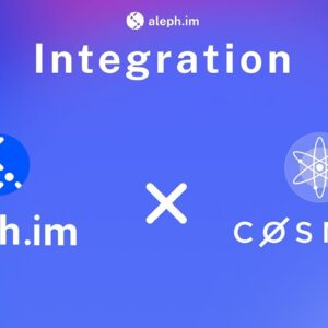 Aleph.im x Cosmos (ATOM) Integration – Ivan Explains...