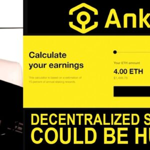 Ankr Has Launched Stkr (Decentralized Staking + Rocket Pool Updates)