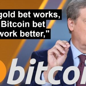 Another Legendary Investor Backing Bitcoin!!