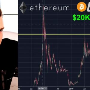 Bitcoin and Ethereum Market Analysis ($20K SOON OR MASSIVE PULLBACK??)