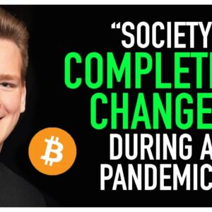 Bitcoin is the winner of this Pandemic – Ivan Explains...
