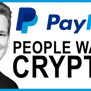 Crypto Waiting List on PayPal is Exceeding Expectations!!