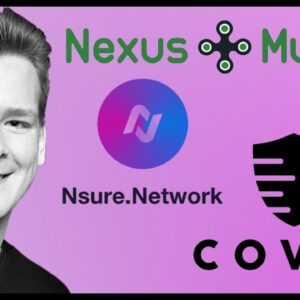 Ivan Discusses Insurance Coins [Nexus Mutual, Cover, NSure]