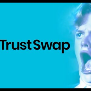TrustSwap Announcement of Major Acquisition – Ivan Explains...
