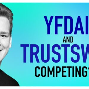 TrustSwap & YFDAI Updates + Important Discussion about Crypto Competition
