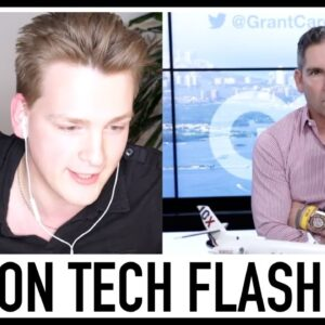 NOVEMBER 2017 FLASHBACK: Ivan Discusses Cryptocurrency with @Grant Cardone