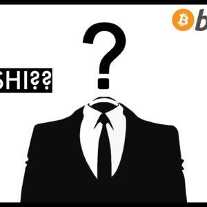 Who is Satoshi?? – NEW EVIDENCE