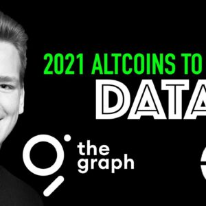 2021 ALTCOINS TO WATCH – DATA – PARSIQ and The Graph