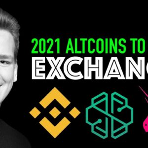 2021 Altcoins to Watch – EXCHANGES – Binance Coin, Swissborg, Uniswap, and more!!