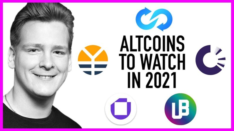 5 ALTCOINS TO WATCH IN 2021
