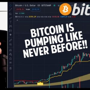 BITCOIN IS STRONGER THAN EVER!!! [BUT DANGER SOON??]