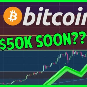 BITCOIN TO $50,000 IN 8 WEEKS??