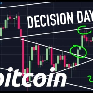 BREAKOUT OR FAKEOUT??? HUGE DAY FOR BITCOIN!!