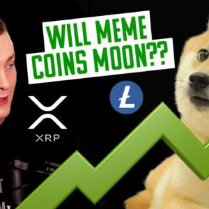 MEME Coins to Watch in 2021–XRP, Litecoin, and DOGE!!