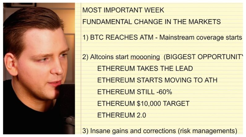 MOST IMPORTANT WEEK IN CRYPTO!!