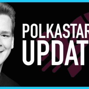 POLKASTARTER UP 100% IN LAST 7 DAYS!!