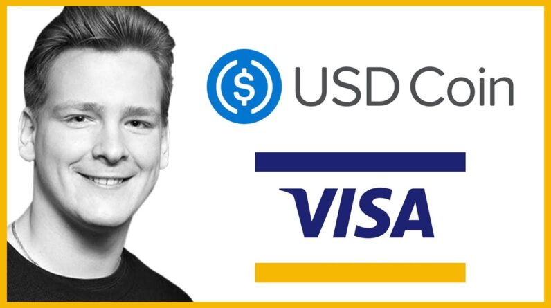Stablecoin Analysis [BULLISH VISA NEWS, BEARISH REGULATION NEWS]