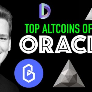 Top Altcoins of 2021 – ORACLES – Chainlink, DOS, API3, Band, DIA