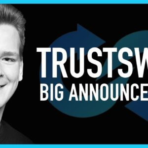 Trustswap with HUGE NEWS!!