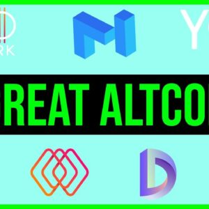 7 AMAZING ALTCOINS TO WATCH!!