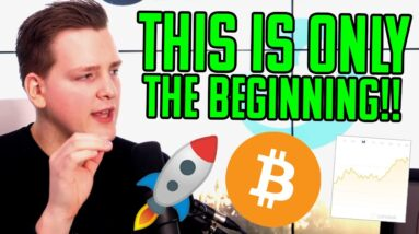 BITCOIN TO $45,000 SOON???